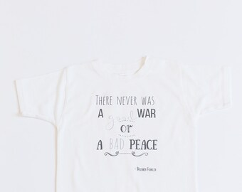Kids Shirt, Baby Bodysuit, There never was shirt, kids quote shirt, kids graphic T, maxandmaekids, max and mae