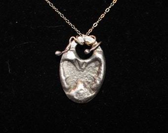 Butterfly Love Pendant