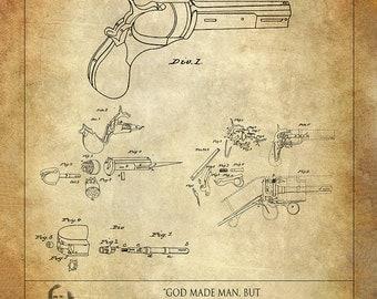 Samuel Colt - Revolving Gun