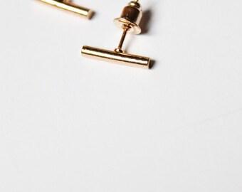 Boucles d'oreille minimaliste | minimalist earings