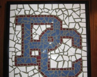 Presbyterian College Mosaic