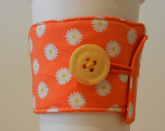 Summer Daisies Coffee Cosy