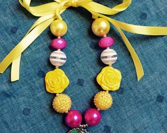 Belle Bubble Necklace