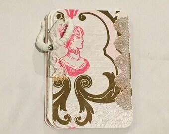 Lady in Pink - Mini Album Kit