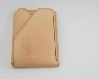 Handmade Minimal Leather Card Wallet
