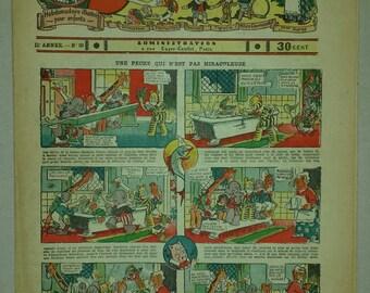 "Journal weekly illustrated ""Jumbo"" children"