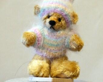 SALE Miniature artist bear