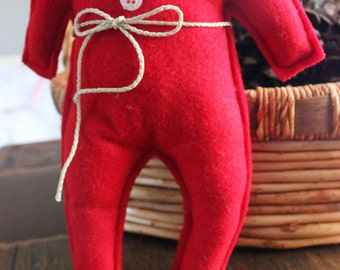 FREE SHIPPING** Candy Filled Santa Suit Gift