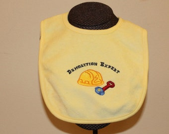 Demo Expert bib for Boys and Girls