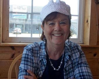 Woman's Summer Newsboy Hat