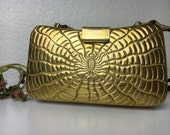 20's Lucky Spider in Solid Brass