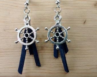 Sailor earings