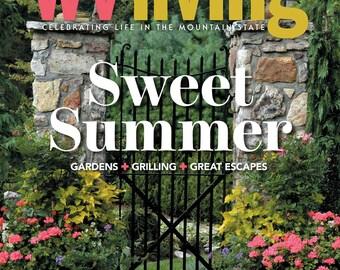 WV Living Magazine: Summer 2015