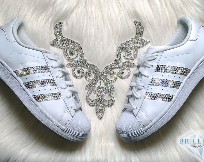 adidas superstar strass