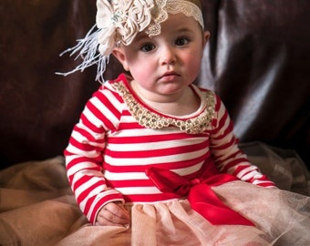 PRE-ORDER PRICE Baby Christmas Dress,Infant Christmas Dress,Baby Red Dress,Tulle dress,Baby Tutu Christmas Dress,Infant Red Dress,Christmas
