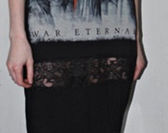 arch enemy Metal Kleidung alternative Bekleidung verändert Band T-shirts Dress