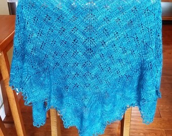 Made-To-Order Haruni Lace Shawl