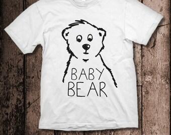 Baby Bear | Kids tee |