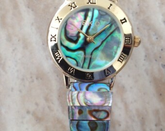 Genuine Abalone shell watch-Brand New