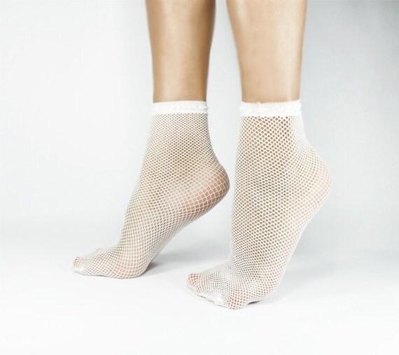 Sexy White Socks Pics 88