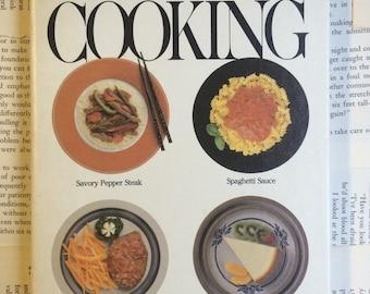 1975 Rival Crock-Pot Cooking Vintage Cookbook