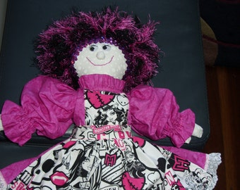 Updated Raggedy Doll