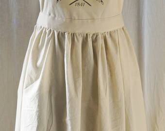 Full Length Milkmaid Apron
