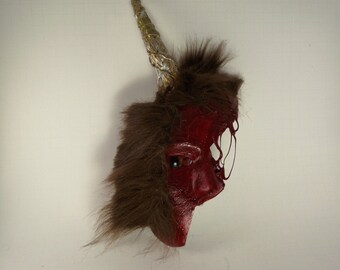 Half-beast mask