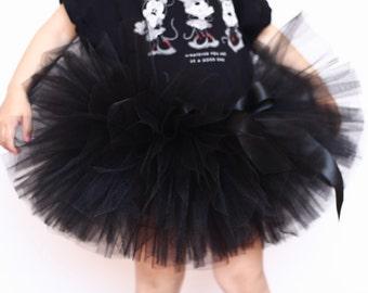 Black tutu- baby black tutu- tutu skirts- black tutu skirts- toddler tutus- birthday girls tutus- baby tutu- handmade tutu