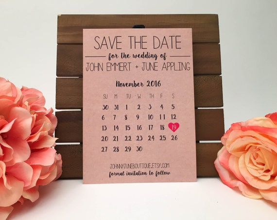 Digital save the date template for Electronic save the date templates