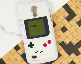 Personalised Gameboy Phone Case