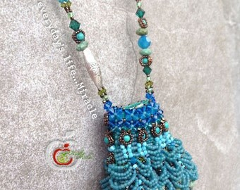 The Bridge to Heaven and Earth - AM0006 - Amulet Bag - Limited Edition