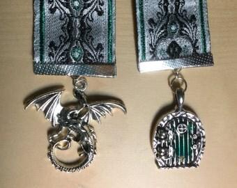 Shire & Smaug Bookmark