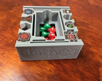 Star Wars X-wing Miniature Token Holder Ultimate Version