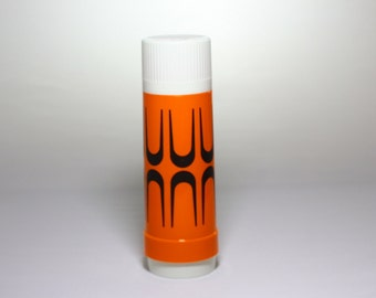 70s Plastic Orange Thermos Dr Zimmermann Rotpunkt West Germany Gift