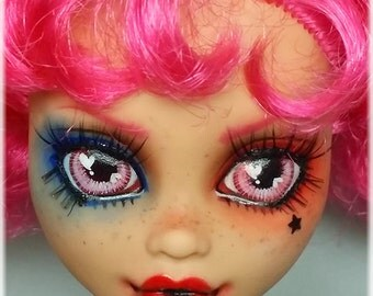 OOAK Custom Monster High Howleen Wolf Doll