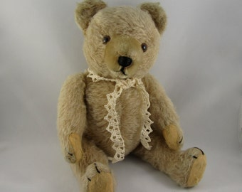 Hermann Vintage Teddy Bear, 1960's