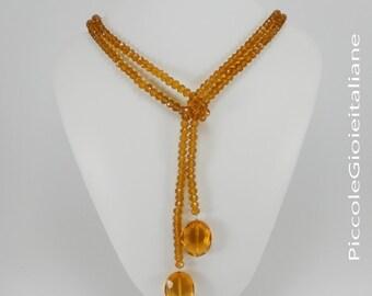 Modern necklace necklace charleston necklace amber Necklace handcrafted necklace fashion Necklace convertible Necklace chic Necklace