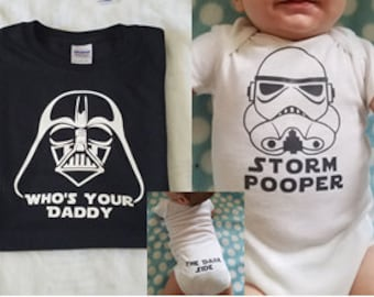 Who's Your Daddy/Storm Pooper Gift Set