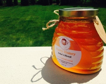 Honey - Raw All Natural Honey – 1 lb.