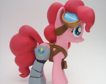 Steampunk Pinkie Pie Custom