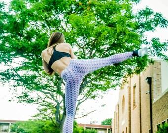 Herringbone Women's Original High Fashion Fitness Leggings