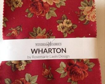 Wharton by Rosemarie Lavin Design for Windham Fabrics