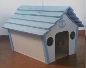 The Beach House Dog Kennel