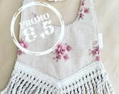 Baby bib, boho style, hippie chic, kids fashion, baby fashion, drool bib, bandana bib, baby gift, boho bib, handmade bib, boho baby bib