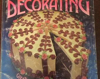 1980 Wilton Yearbook Cake Decorating Magazine