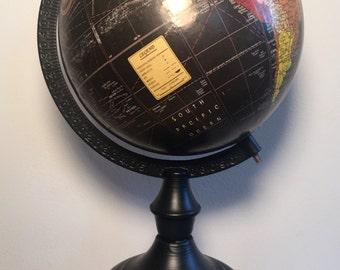 Antique Style Globe
