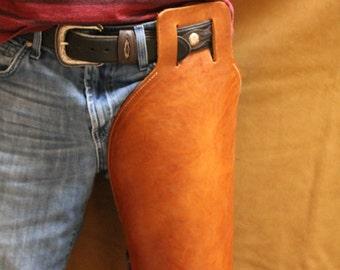 Leather Leg Chap