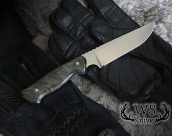 Huntsman Knife Etsy