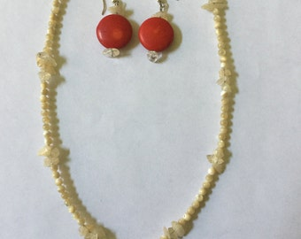 Necklace & Earing